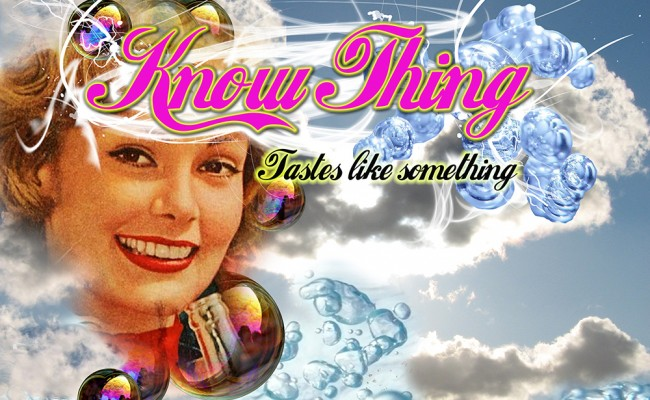 know thing postercropped2web